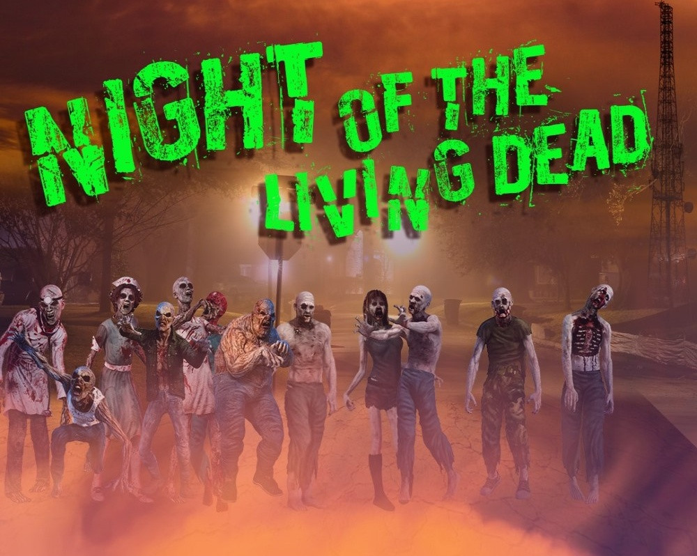 Night of the Living Dead The Group Rep Stage Play