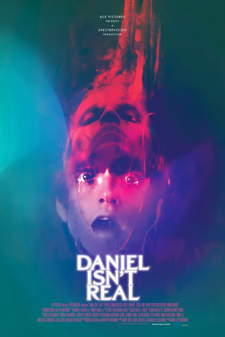 Daniel Isn't Real Theatrical VOD Release