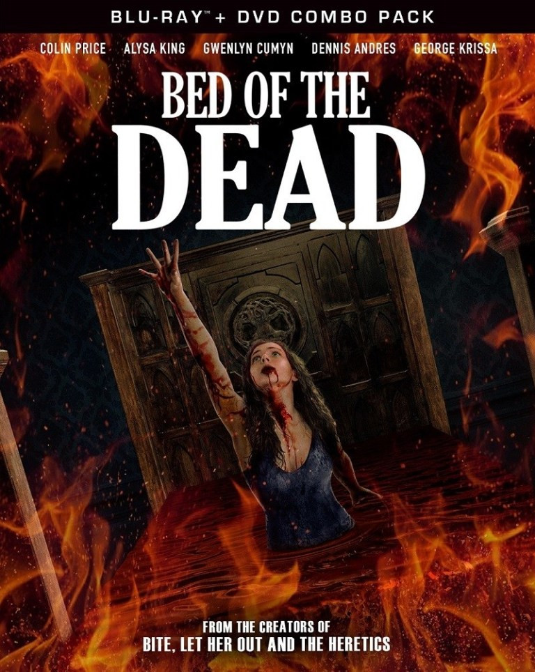 Bed of the Dead Blu-ray Black Fawn