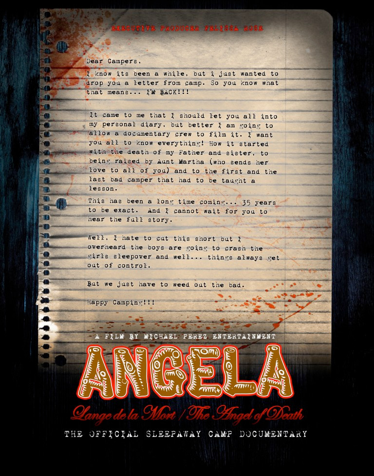 Angela: The Official Sleepaway Camp Documentary Funding on Indiegogo