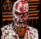 "GG Allin ""25th Deathiversary"" Bust From Aggronautix"