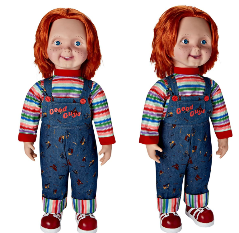Good Guys Doll Spirit Halloween Child's Play 2