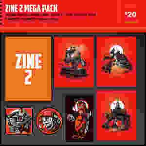 Super Death League Zine Issue 2 Kickstarter Shane Lewis