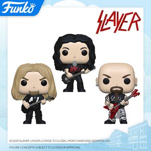 Slayer Funko Pop!