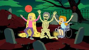 """[Trailer] Adult Swim Animated Series """"JJ Villard's Fairy Tales"""" Puts a Twisted Spin on Classic Tales"""
