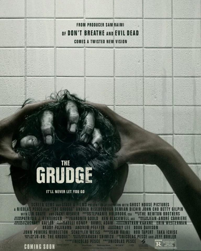 Nicolas Pesce  The Grudge Poster