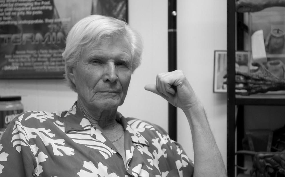 Gene Warren Jr. Visual Effects Artist Dead