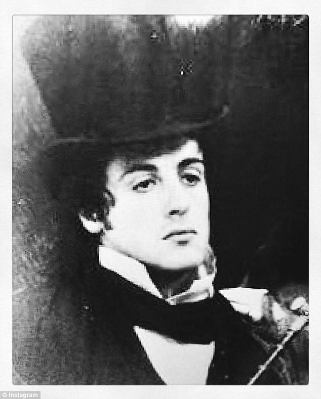 Sylvester Stallone Script Edgar Allan Poe Biopic