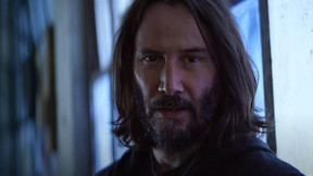"""Keanu Reeves Invites Players to """"Seize the Day"""" in New 'Cyberpunk 2077' Video"""