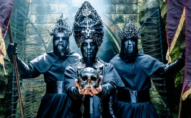 Behemoth Announce I Loved You At Your Darkest Tour Edition