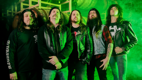 Municipal Waste Announce European Tour With Toxic Holocaust