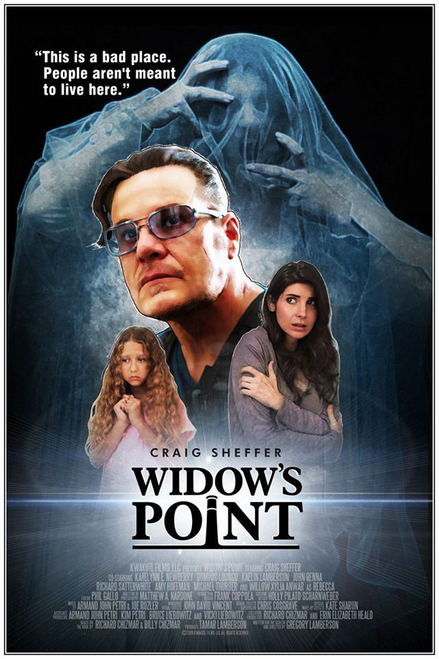Widow's Point Gregory Lamberson Poster