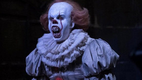 Bill Skarsgård Says 'IT Chapter Two' Features A More Vicious Pennywise