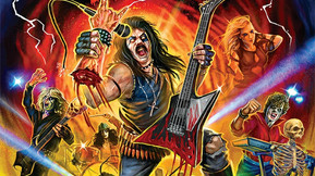 Lunaris Records Releasing 'Hard Rock Zombies' Soundtrack On Vinyl And Cassette