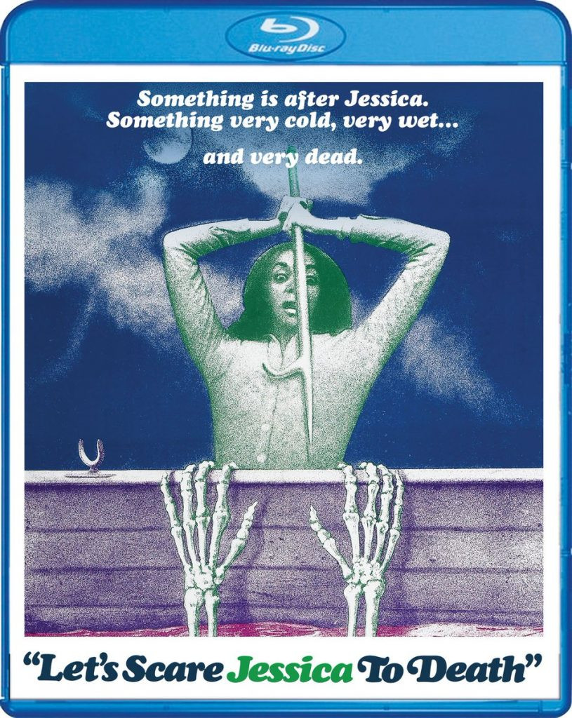 Let's Scare Jessica to Death Scream Factory Blu-ray