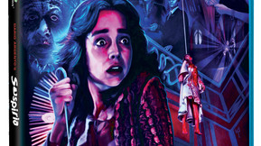 Suspiria 4K Blu-ray Wide Release Details From Synapse Films