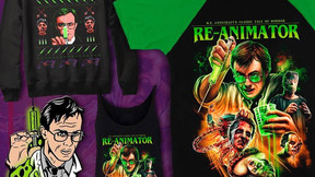 Licensed 'Re-Animator' Collection Now Available From Cavitycolors