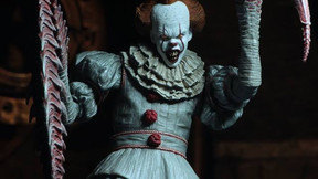 NECA's Upcoming Ultimate Pennywise Figure Includes Spider Legs And More