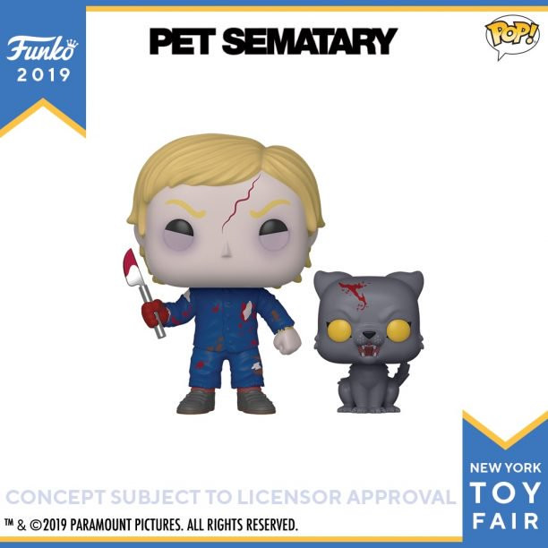 Pet Sematary Funko Pop! Toy Fair 2019