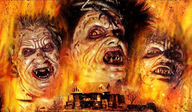 The Party's Just Begun: Night of the Demons