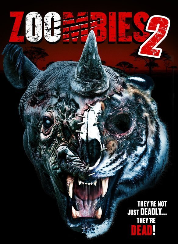 Zoombies 2 Poster The Asylum
