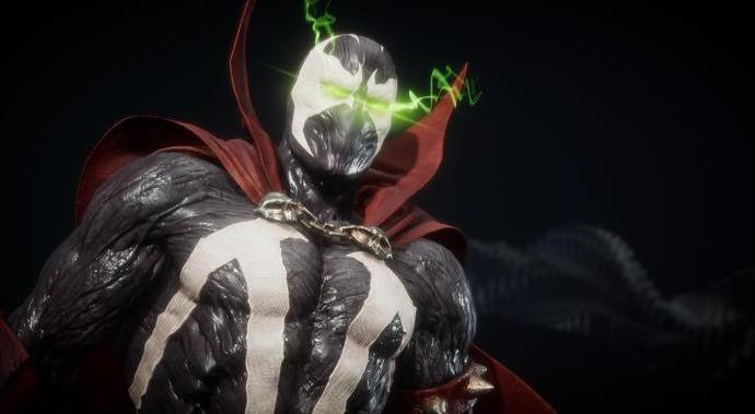 Spawn Mortal Kombat 11 Trailer