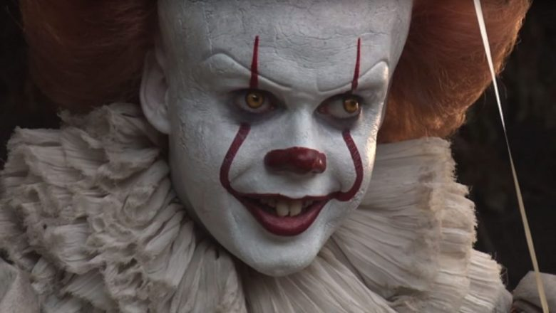 bill skarsgård talks returning as pennywise for it chapter two