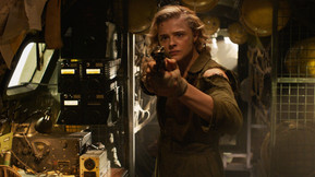 [Trailer] Chloë Grace Moretz Battles a Monster in Midair in WWII Thriller 'Shadow in the Cloud'