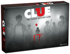 IT Clue USAopoly Pennywise