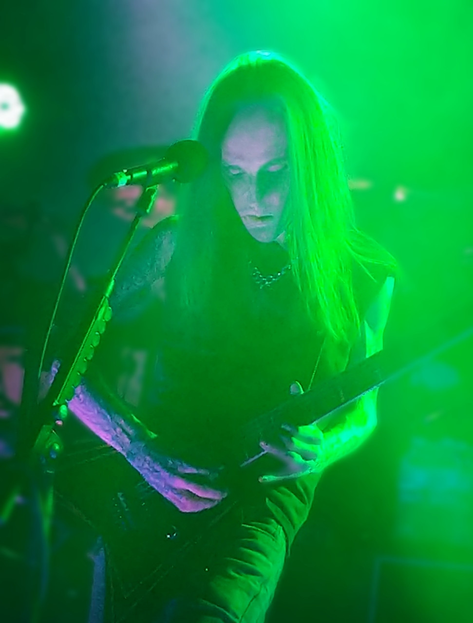 Children of Bodom Concert Review Detroit Hexed Tour