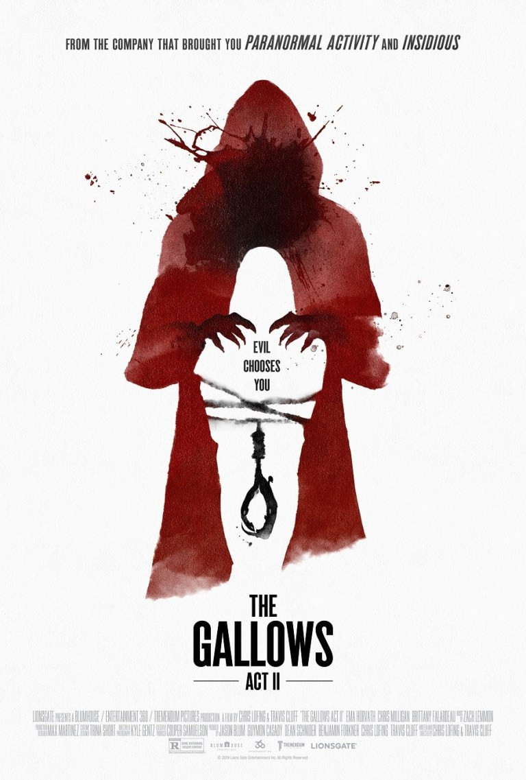 The Gallows Act 2 Poster