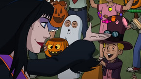 [Trailer] Elvira and Bill Nye Join the Gang in New Animated Film 'Happy Halloween, Scooby-Doo!'