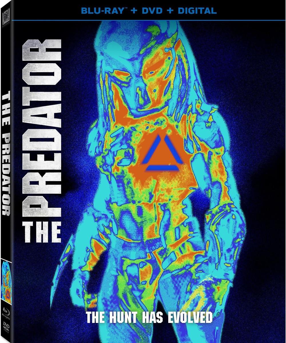 The Predator Stop-Motion Christmas Special Blu-ray