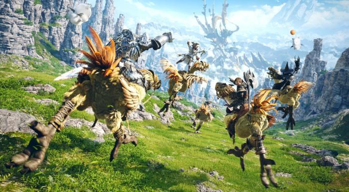 Final Fantasy XIV TV Series In Development
