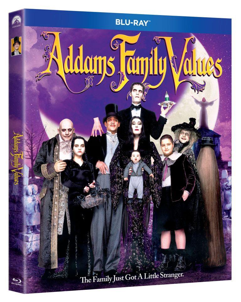 Addams Family Values Blu-ray
