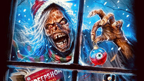 Shapeshifters Clash With Killer Santas in the Trailer for Shudder's 'A Creepshow Holiday Special'