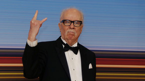 John Carpenter Presented With The Golden Coach Award At Cannes