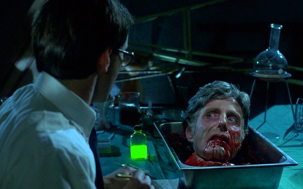Re-Animator In Search of Darkness Clip
