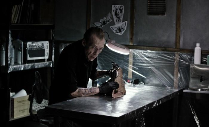Richard Brake Perfect Skin Trailer