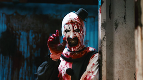 [Interview] Art the Clown Actor David Howard Thornton Talks 'Terrifier 2'