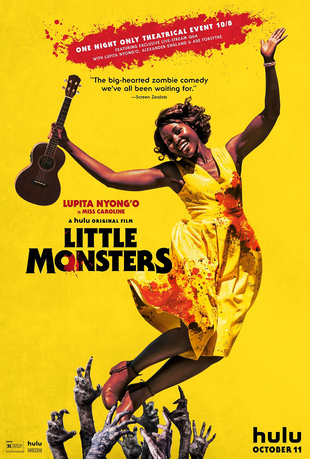 Little Monsters Character Posters