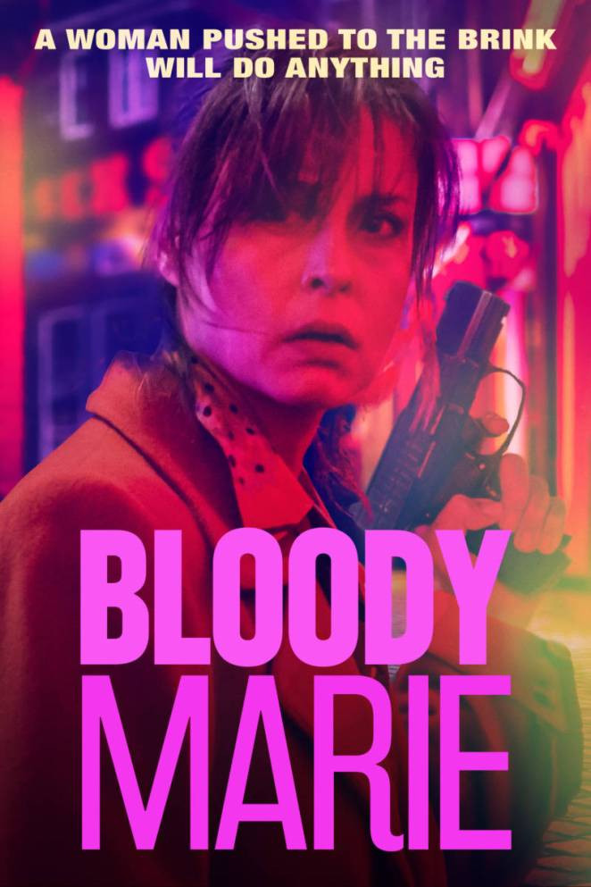 Bloody Marie Poster Uncork'd
