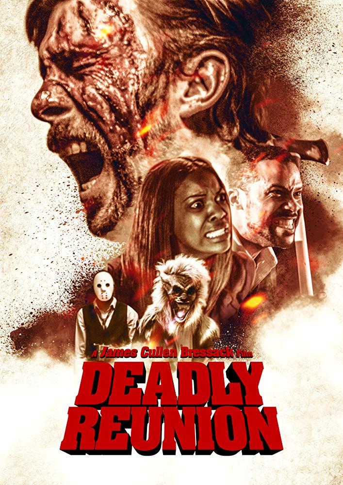 Deadly Reunion Poster Wild Eye Releasing