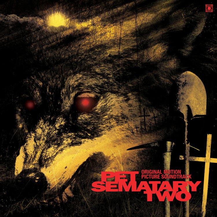 Pet Sematary Two Soundtrack vinyl Terror Vision