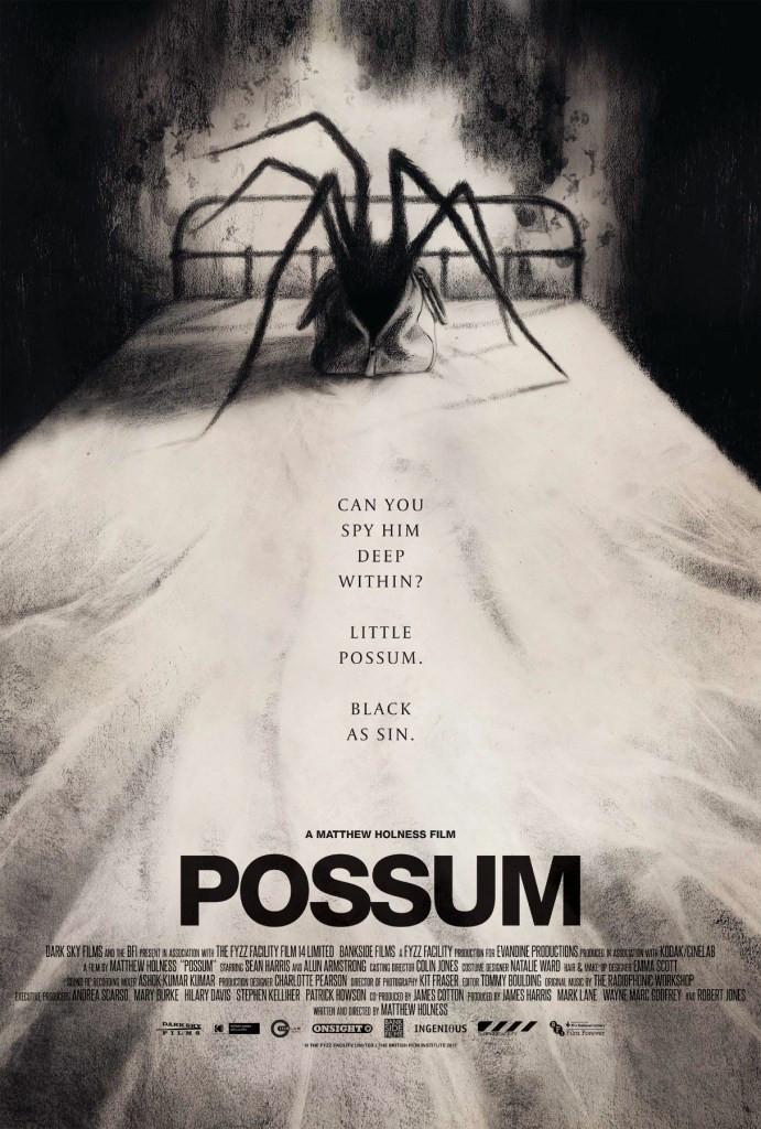 Possum Poster Dark Sky Films