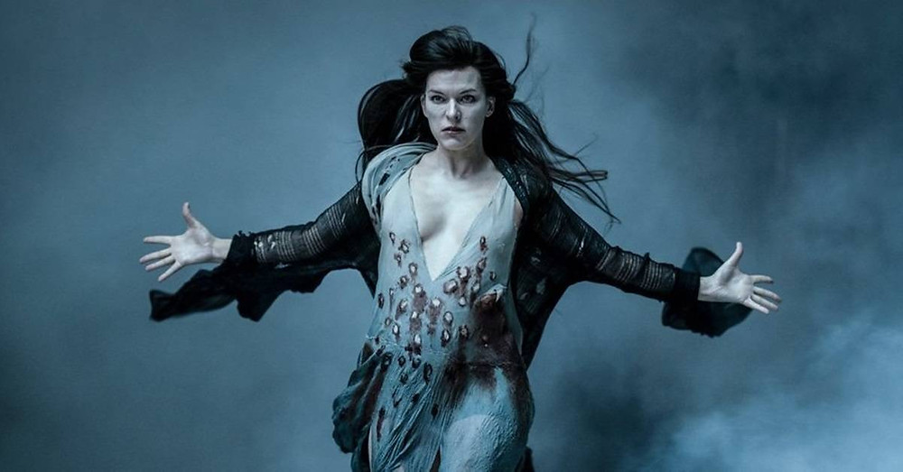 Milla Jovovich Responds To Hellboy Criticism