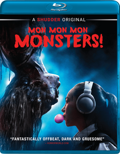 Mon Mon Mon Monsters Blu-ray RLJE Films
