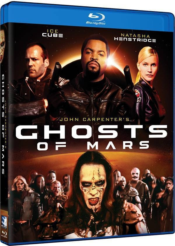 Ghosts of Mars Blu-ray Mill Creek