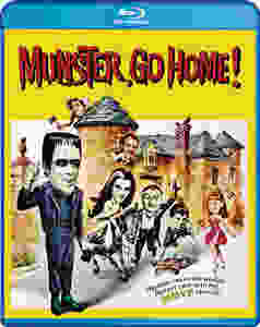 Munster Go Home Blu-ray Scream Factory