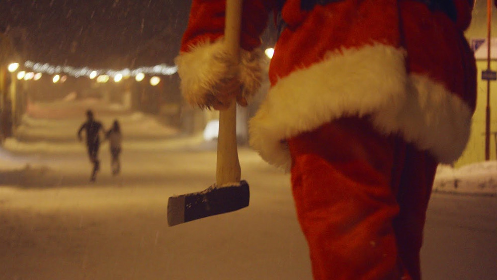 Christmas Blood Artsploitation Films Review